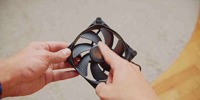 устройство вентилятора охлаждения компьютера