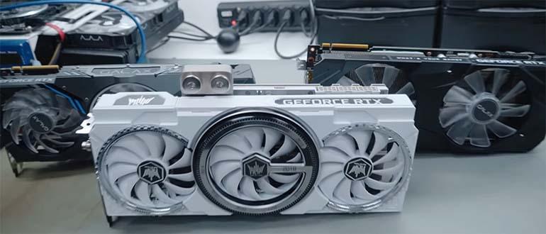 GeForce RTX 2080 Ti Super своими руками