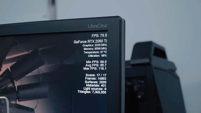 Super GeForce RTX 2080 Ti данные по разгону видеопамяти