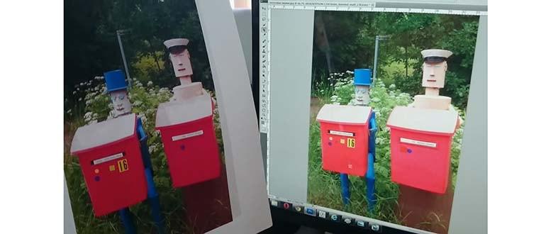 как сделать чтобы принтер печатал ярче